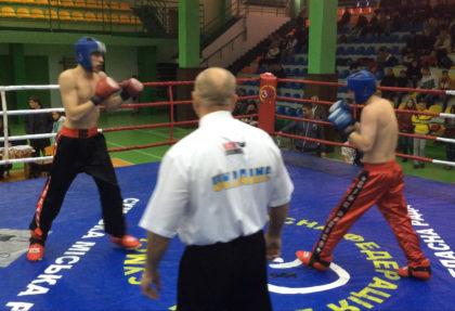 Соревнования по Кикбоксингу г.Сумы 2015