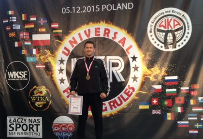 Кубок Европы по Кикбоксингу 2015