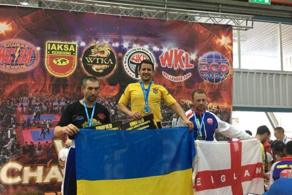 Чемпионат мира по Кикбоксингу Италия 2016